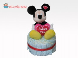 Tarta I Love Minnie/Mickey