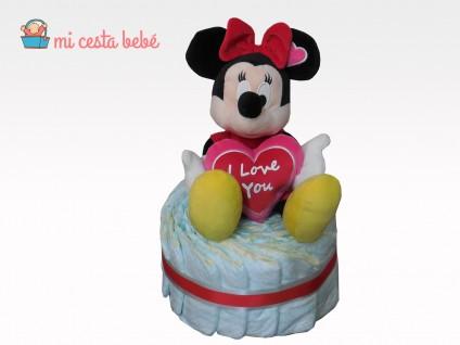 Tarta I Love Minnie/Mickey