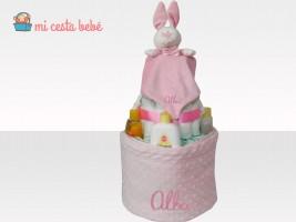 Mega tarta baño personalizada